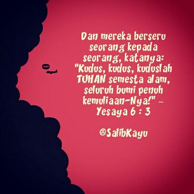 Kudus, kudus, kuduslah Tuhan