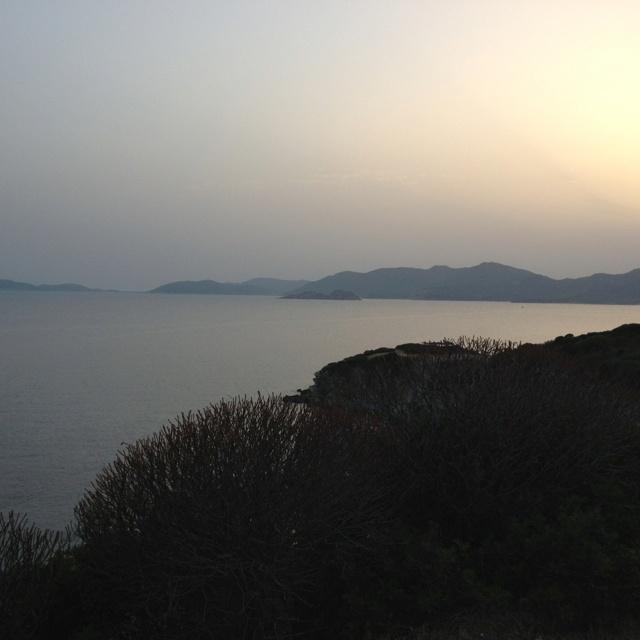 Isola Rossa... Teualda