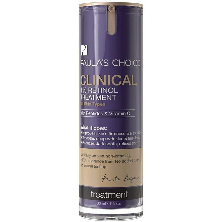 PAULA'S CHOICE CLINICAL 1% RETINOL TREATMENT  649 kr från Skincity. Peptider