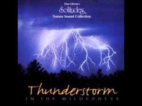 One of my favorite solitudes from Dan Gibson. A very beautifull thunderstorm recorded in the wilderness. Sounds of Nature.