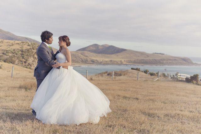 Pencarrow wedding.