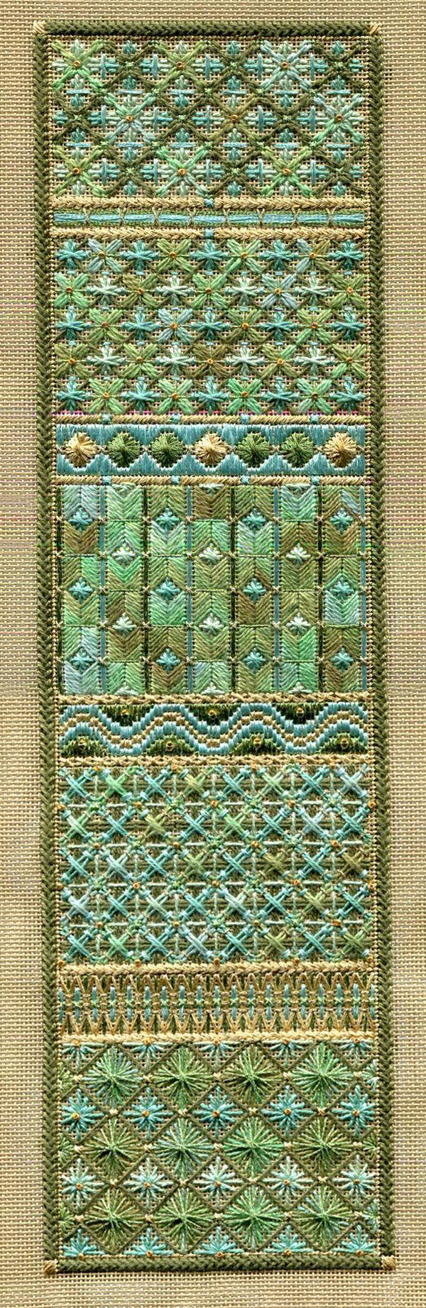 One Long Panel Laura Perin design