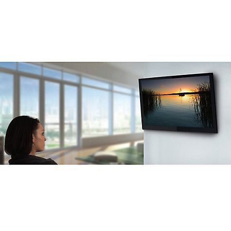 "Buy AVF JML8451 Tilting TV Wall Bracket for TVs from 32 to 100"" Online at johnlewis.com"