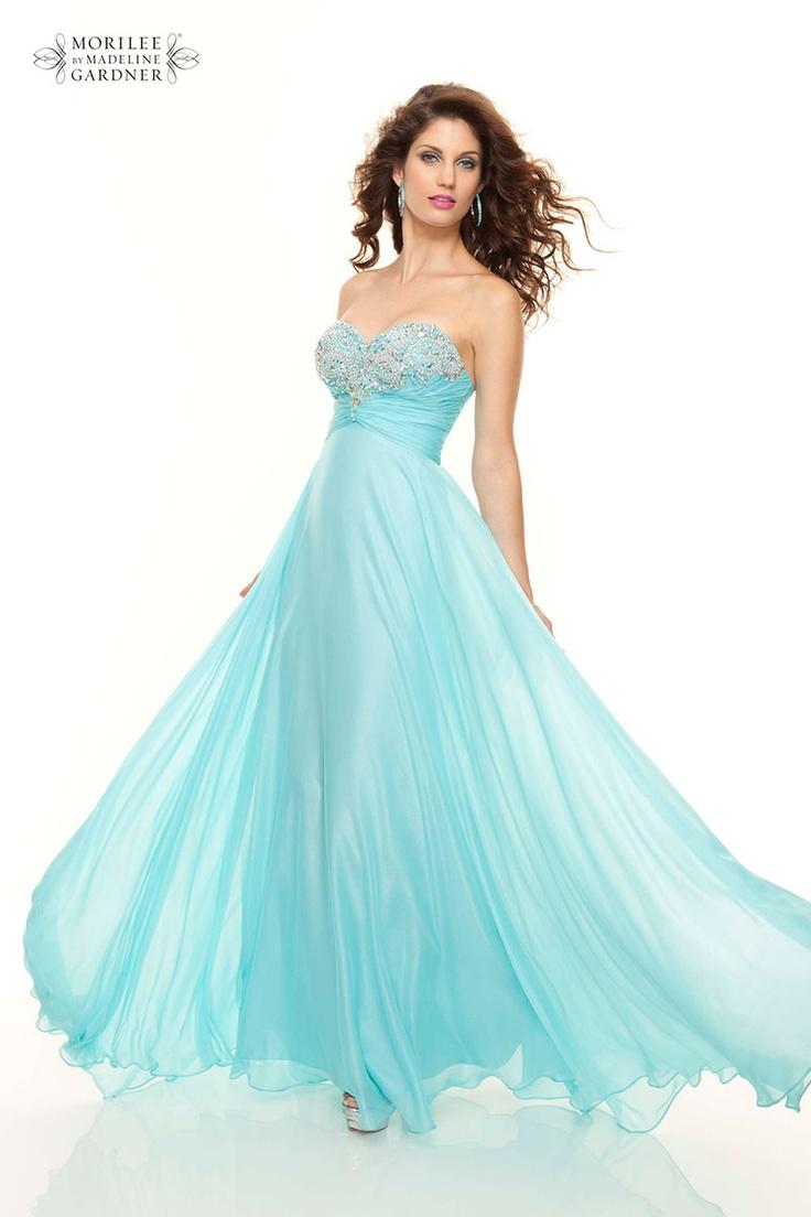 66 best dresses images on Pinterest | Ballroom dress, Evening gowns ...