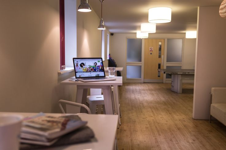Common Room at iQ Leeds #Leeds #student #university #accommodation
