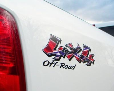 Best Chevrolet   Images On Pinterest Chevy Girl Truck - Rebel flag truck decals   online purchasing