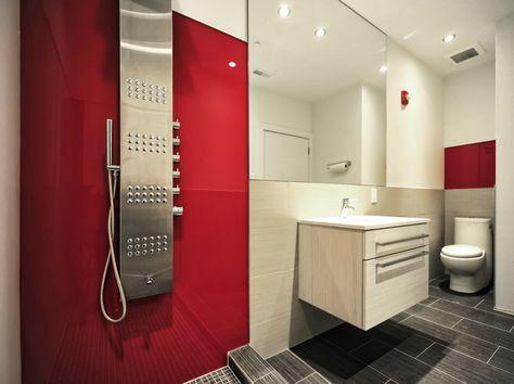 Best 25 waterproof wall panels ideas on pinterest waterproof bathroom wall panels waterproof for How to paint a bathroom behind toilet