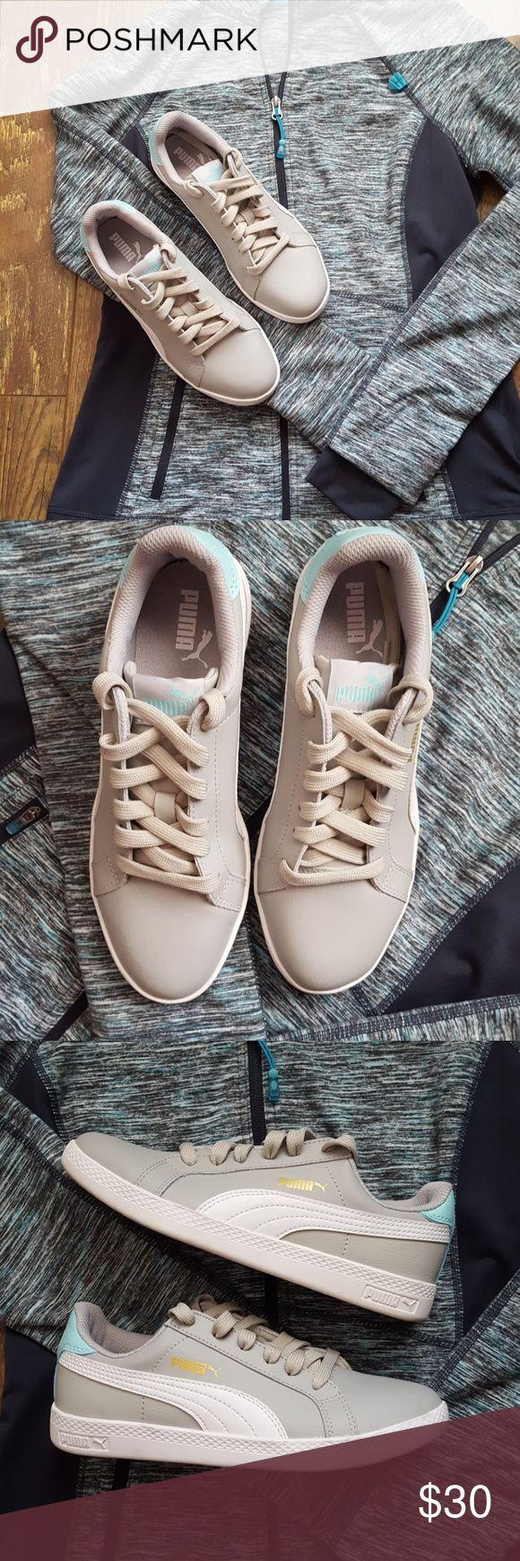 BRAND NEW PUMA BRAND NEW PUMA  SIZE 6 NEVER WORN NO TAGS Puma Shoes Sneakers