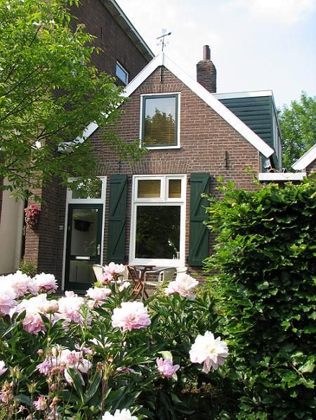 Huisje aan de IJssel