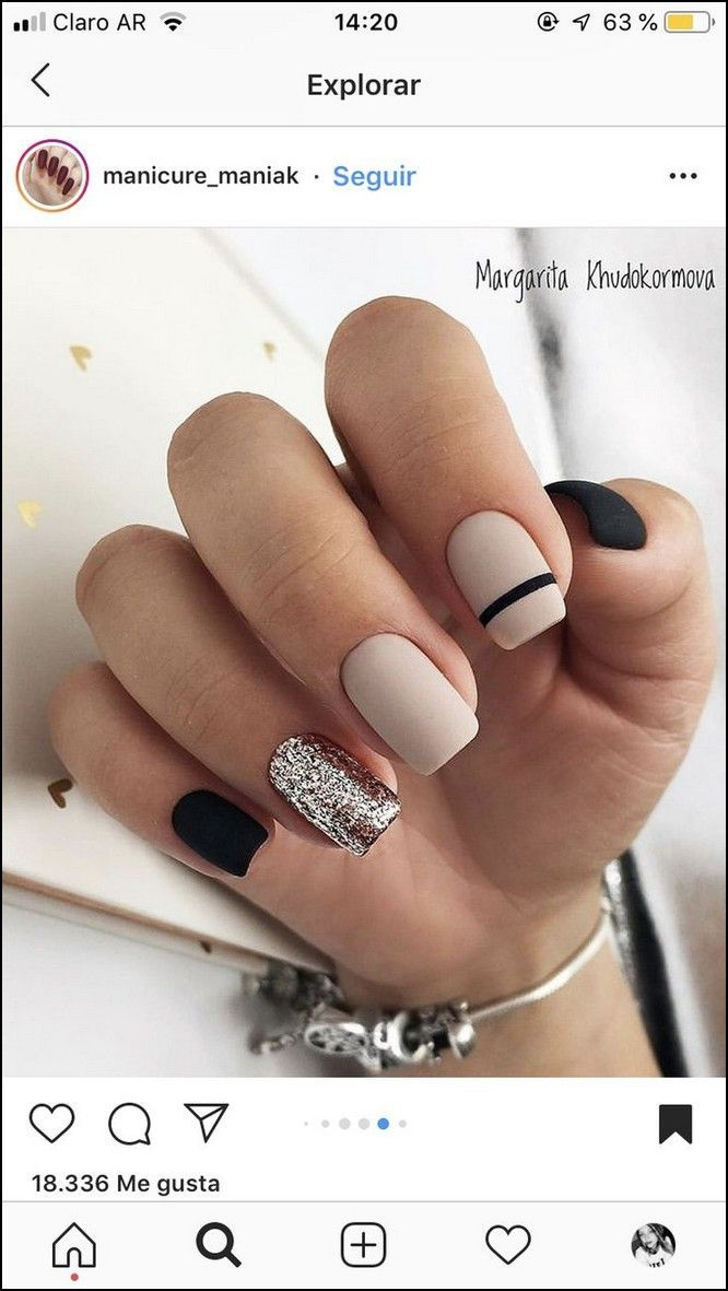 142 top class bridal nail art design for spring inspiration page 20