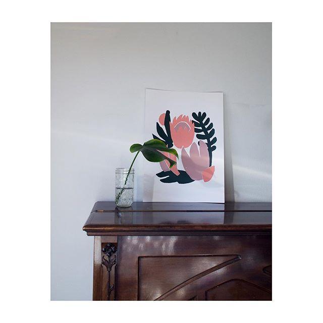 🌿a print for spring  #lottamaija