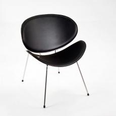 Accent Chair, Black