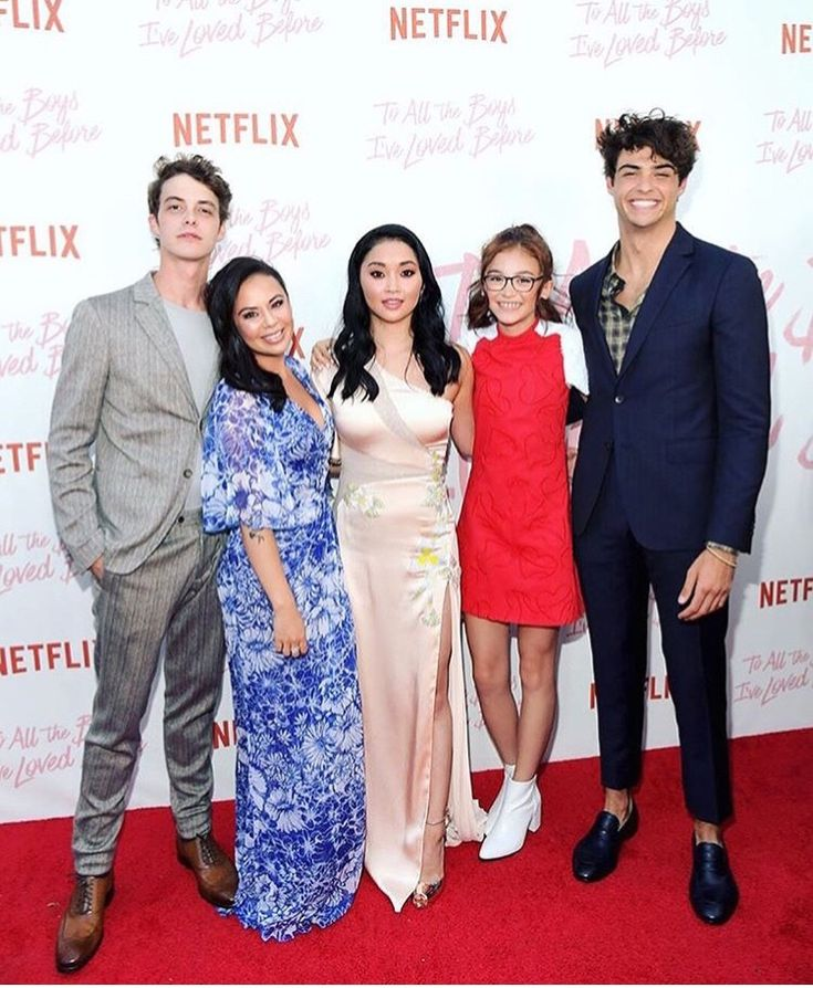 To all the boys I've loved before Peliculas chicas