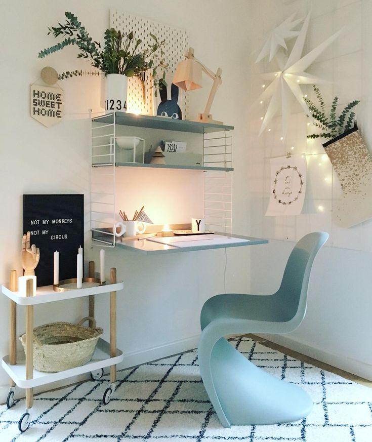 Die besten 25+ kleiner Schreibtisch Schlafzimmer Ideen auf