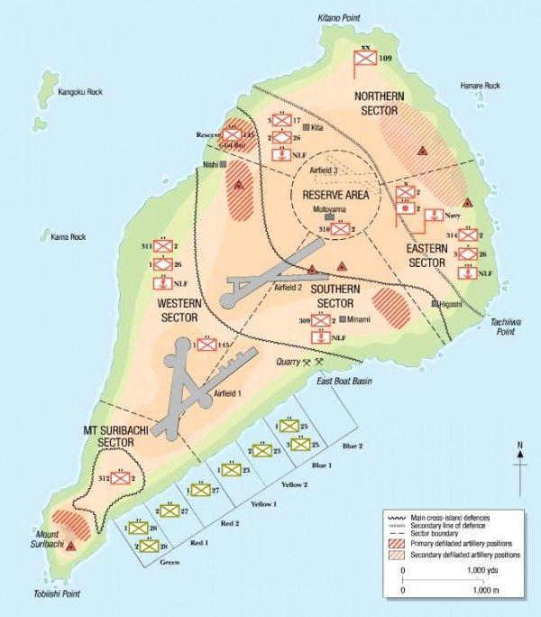 25+ best ideas about Iwo Jima Map on Pinterest | Iwo jima ...