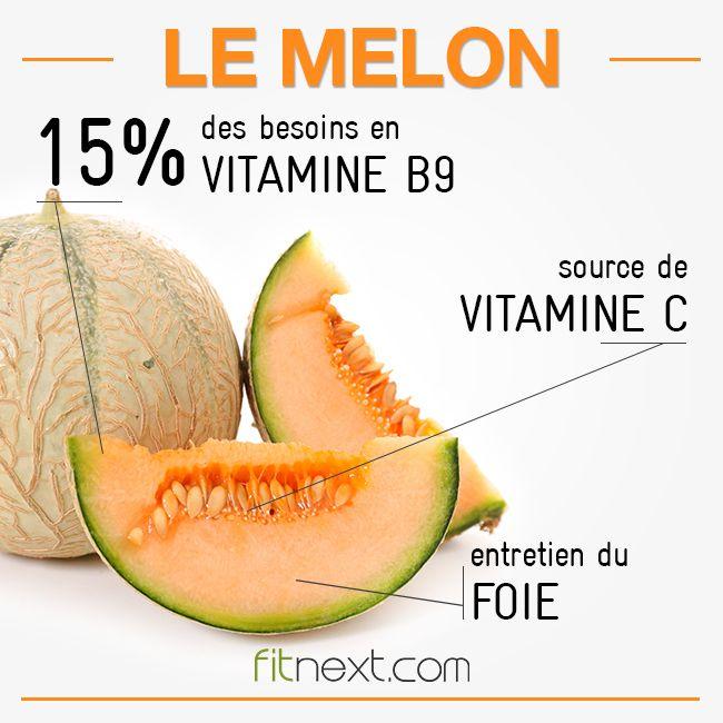 Riche en vitamines, le #melon est également l'allié de votre #bronzage, grâce à…