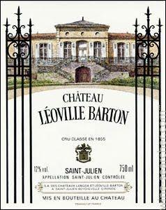 Chateau Leoville Barton, Saint-Julien, France