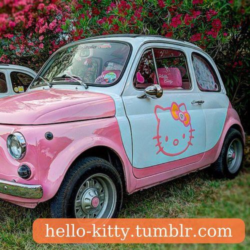 25+ Best Hello Kitty Car Ideas On Pinterest