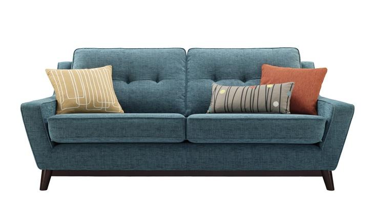 die besten 25 50er jahre modernes bett ideen auf pinterest schlafzimmer aus der mitte des. Black Bedroom Furniture Sets. Home Design Ideas