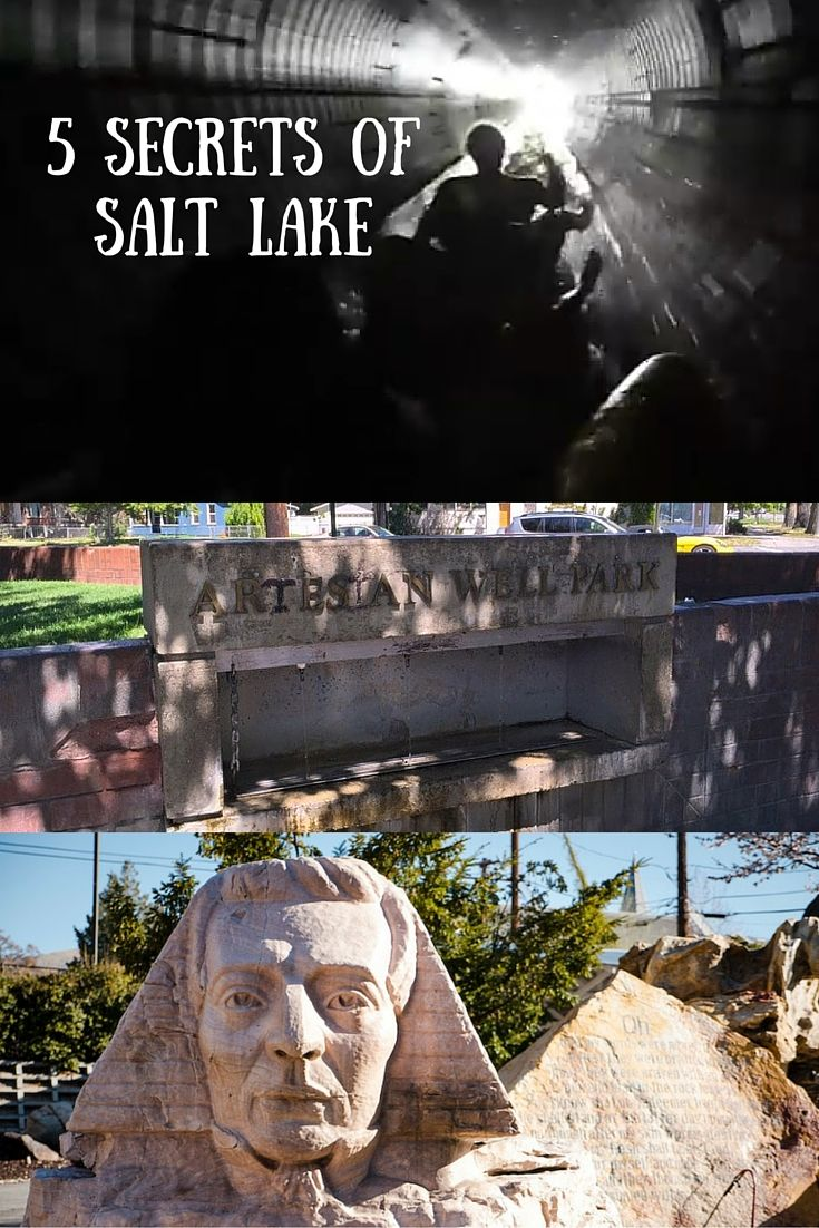 5 Secrets of Salt Lake City. :)