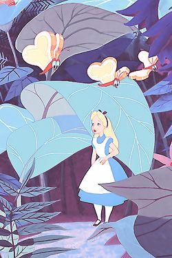 Bread and Butter Flies | Alice in Wonderland