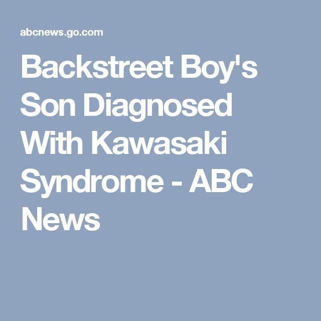 Backstreet Boy's Son Diagnosed With Kawasaki Syndrome - ABC News