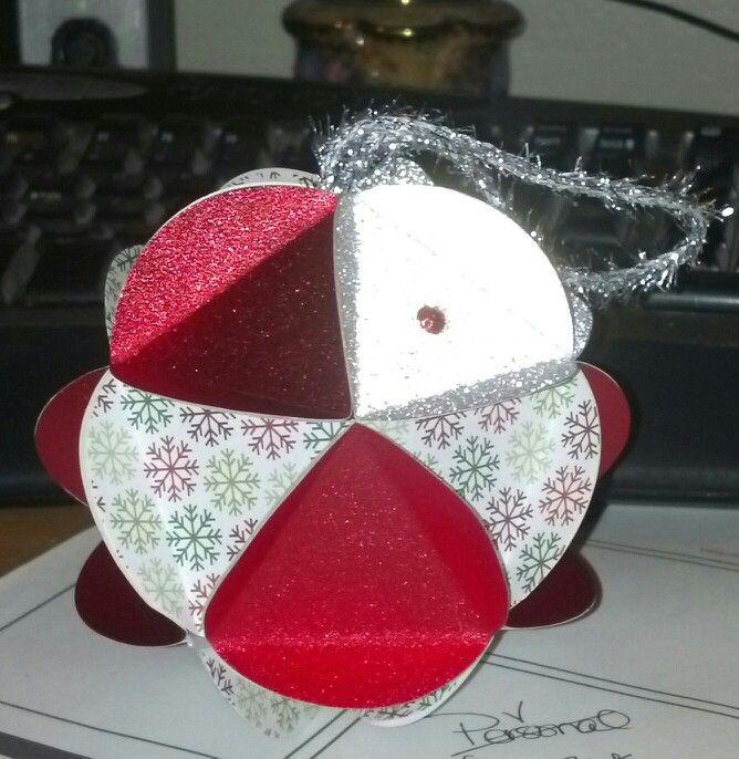 Christmas Ornament ~ Large