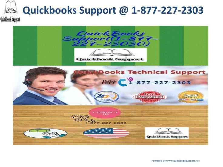 QuickBooks Support : Call at 1-877-227-2303