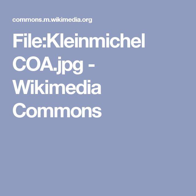 File:Kleinmichel COA.jpg - Wikimedia Commons