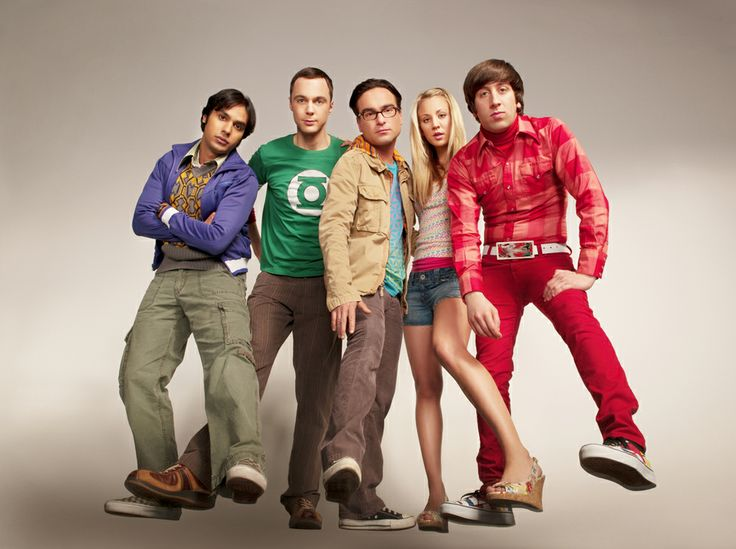 17 Best Images About The Big Bang Theory On Pinterest