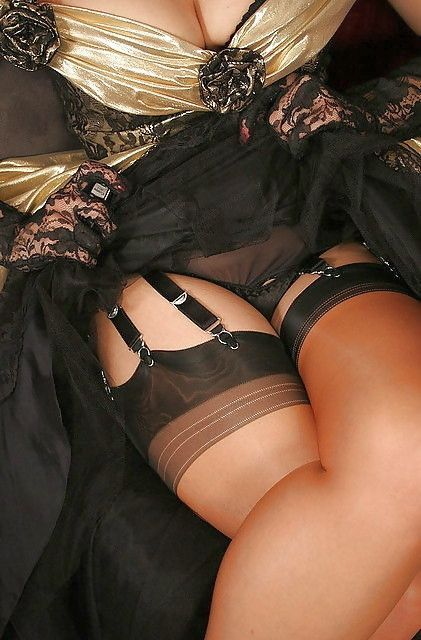 More Aggressive Pantyhose Fetishes 109