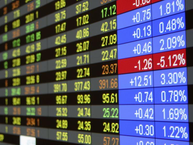 stock ticker - Google Search