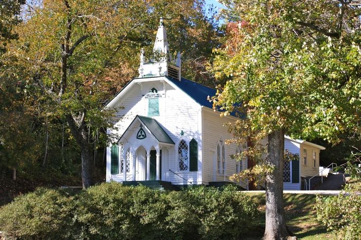 Crescent Hill Baptist Church Near Helen Ga Sautee Nacoochee And Churches