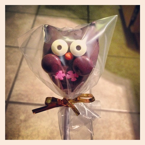Owl Pops | Blog Posts | Pinterest