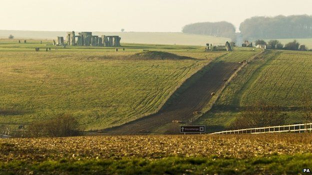 A Wiltshire town has been confirmed as the longest continuous settlement in the United Kingdom.     Amesbury, including Stonehenge, has been continually occupied since BC8820, experts have found.