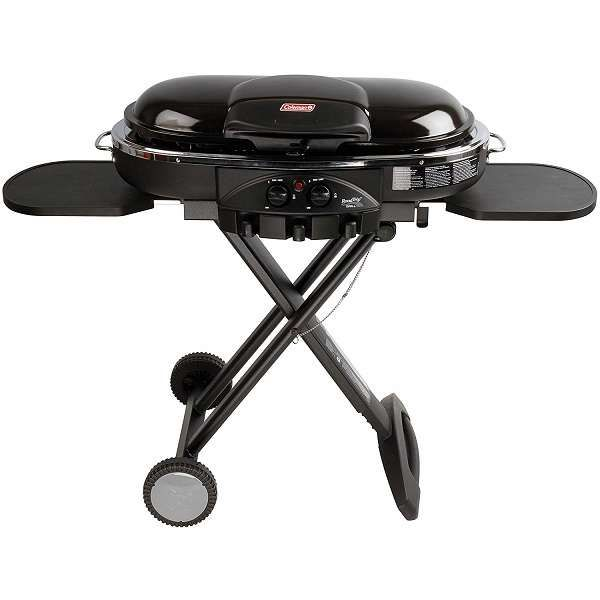 Compare Weber Q2200 To Coleman Roadttrip Lxe Portable Grill Coleman Propane Portable Bbq Camping Lights