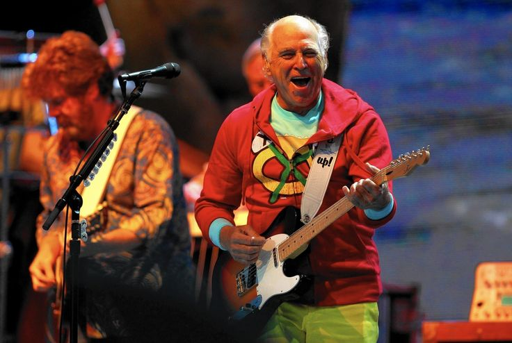 Jimmy Buffett musical 'Escape to Margaritaville' to set sail in Chicago
