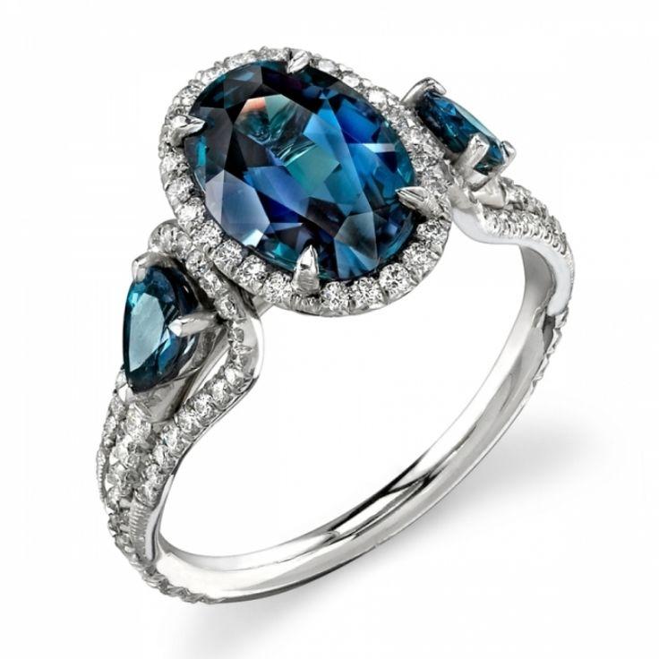 25+ cute Alexandrite jewelry ideas on Pinterest ...
