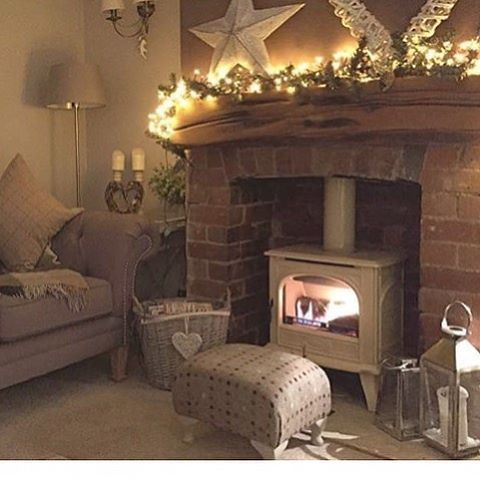 Best 25+ Cottage fireplace ideas on Pinterest | Living room fire ...