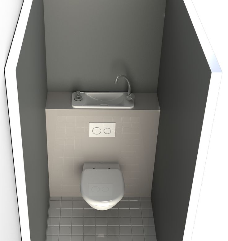 integrated toilet and sink - Google Search
