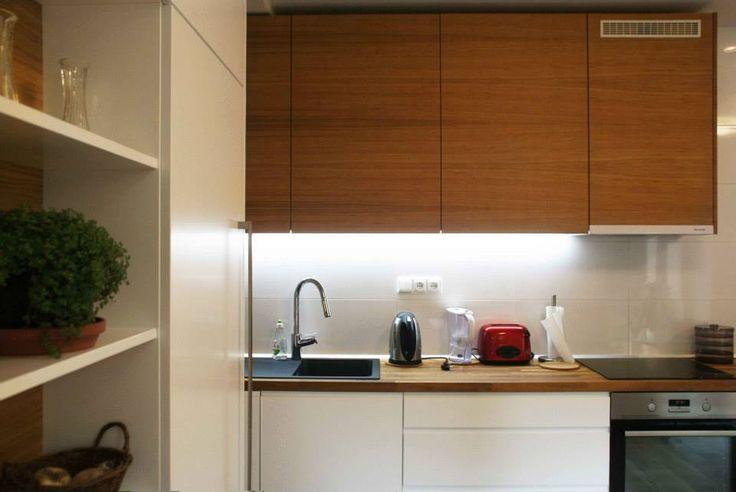 Reconstruction of the flat at Tuckova, Brno. More photos at http://www.no-a.eu/#!byt-tukova/c5dg