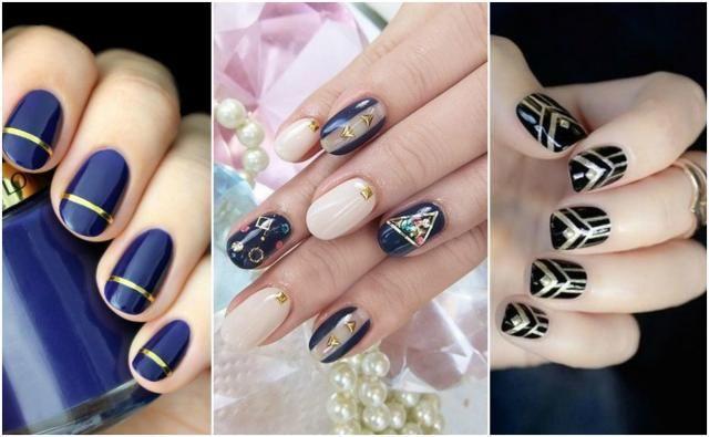 Wzory na paznokciach: najnowsze propozycje na kobiecy manicure. HOT!