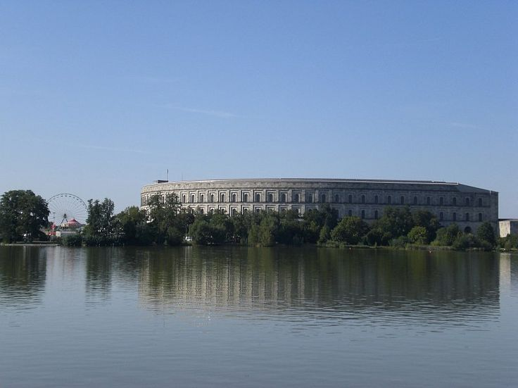 Touring the Horrible: Nazi Party Rally Grounds in Nuremberg