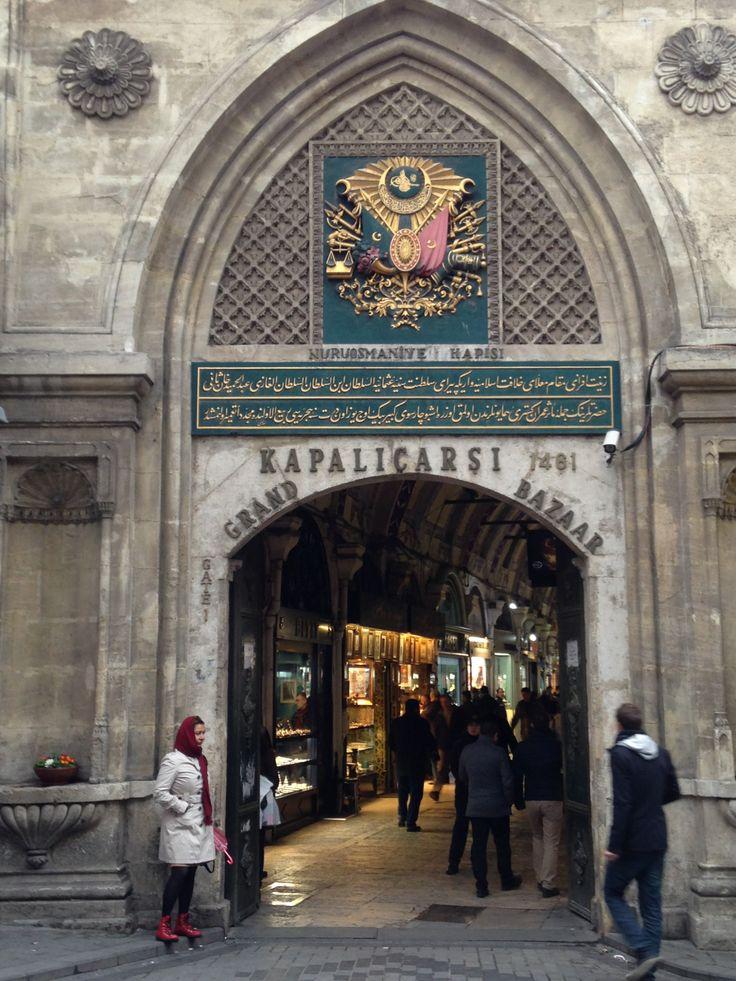 Kapalıçarşı | Grand Bazaar