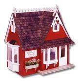 "Greenleaf Dollhouses""Storybook Cottage Dollhouse Kit"