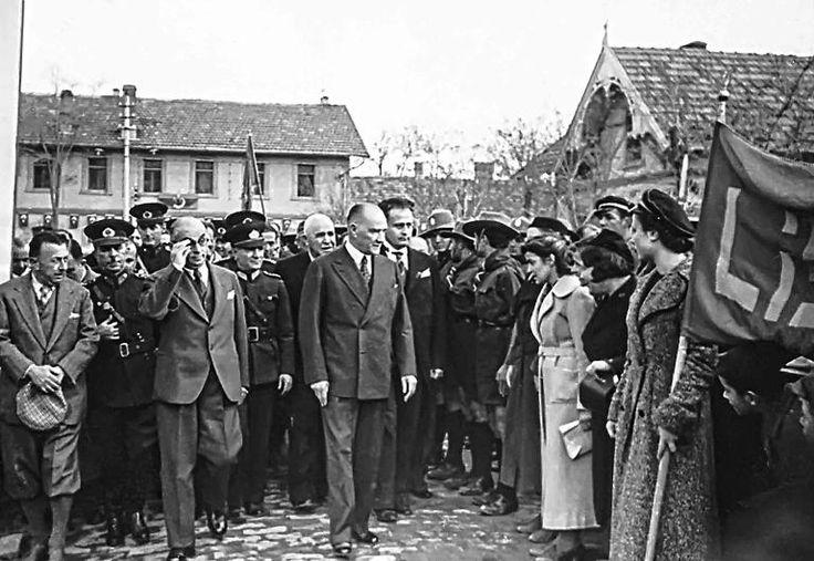 Arşivden çıkan Atatürk'ün bilinmeyen fotoğrafları