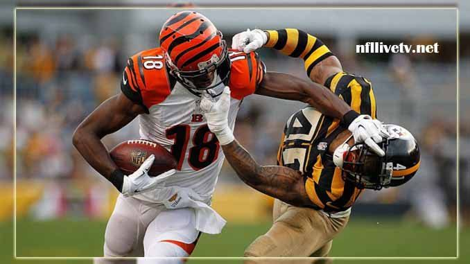Cincinnati Bengals vs Pittsburgh Steelers Live Stream Teams: Bengals vs Steelers Time: 1.00 PM ET Week-7 Date: Sunday on 22 October 2017 Location: Heinz Field, Pittsburgh TV: NAT Cincinnati Bengals vs Pittsburgh Steelers Live Stream Watch NFL Live Streaming Online The Cincinnati Bengals is also...