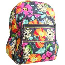 Buy Vera Bradley - Campus Backpack (Jazzy Blooms) - Bags and Luggage online - Zappos is proud to offer the Vera Bradley - Campus Backpack (Jazzy Blooms) - Bags and Luggage: Around campus or across the country make the journey more colorful with this comfortable backpack from...