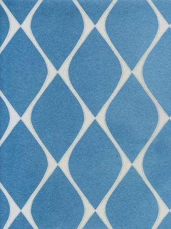 blue, white, diamonds, geo pattern