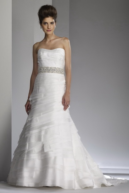17 best images about wedding dresses on pinterest for Blinged out wedding dress